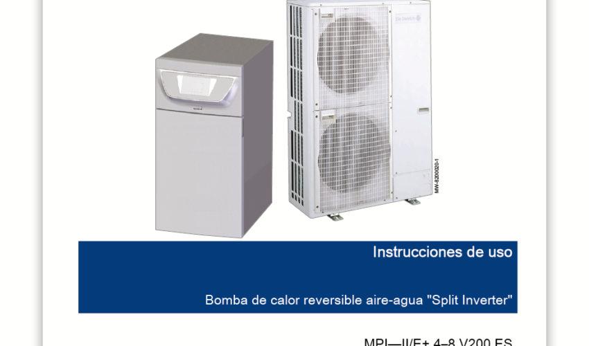 Manual Usuario Platinum BC Plus V200 y BC Plus V200 Hybrid