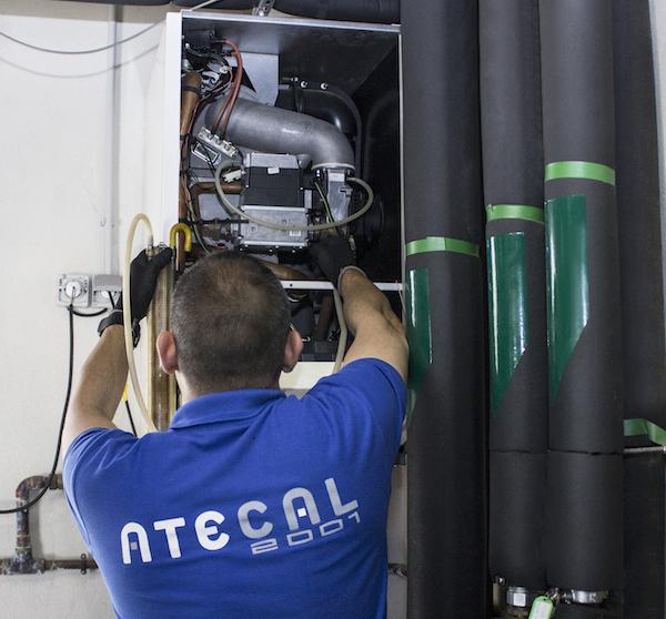 Servicio técnico Atecal