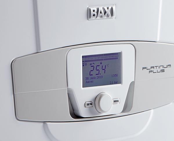 Uso eficiente de calderas de gas
