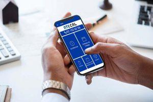 smartphone atecal