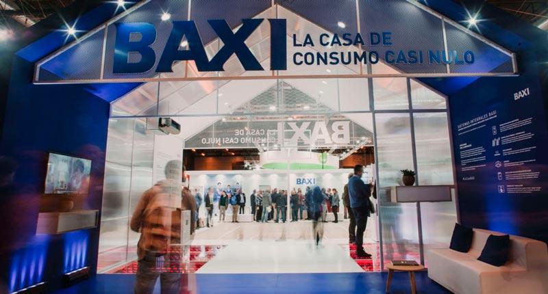 Novedades en climatización Eficiente BAXI IFEMA 2019