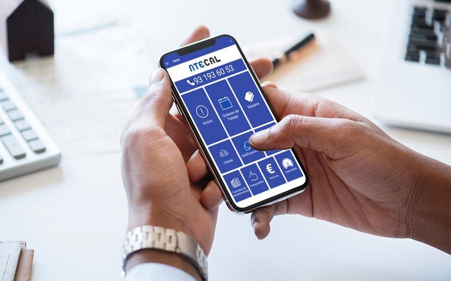 smartphone atecal act