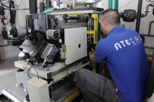Servicio Técnico Oficial BAXI para Calderas Industriales en Barcelona