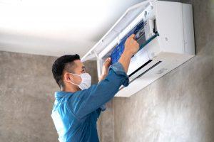 Mantenimiento y revisión del aire acondicionado